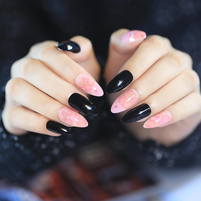 How To Apply Acrylic Nails