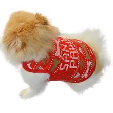 Cute Dog Pet Vest Puppy Clothes