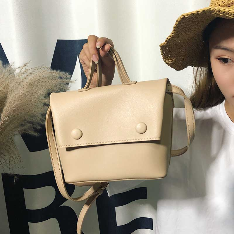 Elegant Female Tote Bag 2019 Fashion New Quality PU Leather Women's Designer Handbag Casual Shoulder Messenger Bag Bolsos Mujer