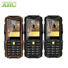 Оригинал VKWorld Stone V3 Портативный 5200 мАч 2.4 »TFT Водонепроницаемый Старец Мобильного Телефона 6531CA RAM 64 МБ ROM 64 МБ Dual SIM GSM