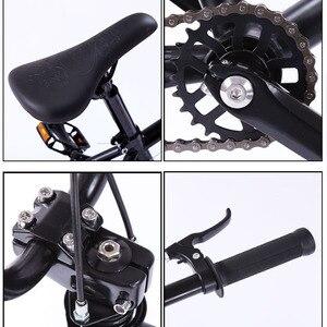 Image 4 - ウルフの牙自転車bmxマウンテンバイクロードバイクmtb bmxバイクフロントキャリパーブレーキリアのvブレーキ自転車送料無料