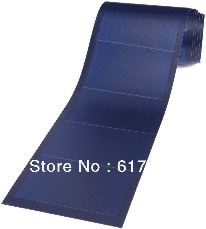 Pvl 144 144w 33v Thin Film Flexible Solar Panel Membrane