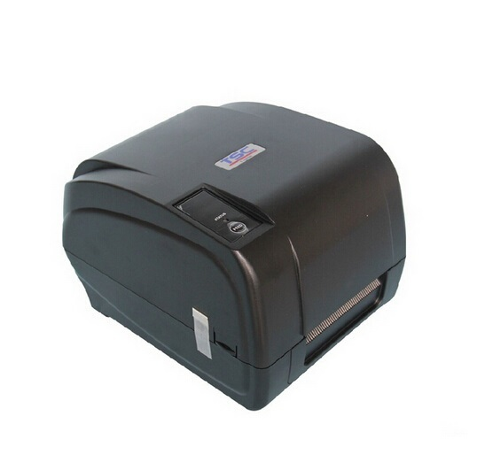 Tsc T-310E impresora de código de barras de escritorio impresora térmica de etiquetas puede impresora de la joyería de lavado la ropa de marca de la máquina etiqueta