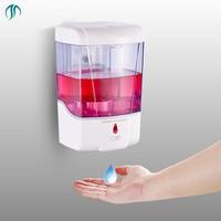 Modun Touchless Soap Kitchen Automatic Soap Dispenser Liquid Dispenser Wall Auto Soap Sensor Dispenser Automatic Soap Dispensers