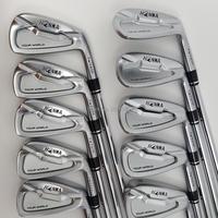 Touredge Golf Irons HONMA Tour World TW737p Iron Group 3 11 S 10 PCS Silver Free