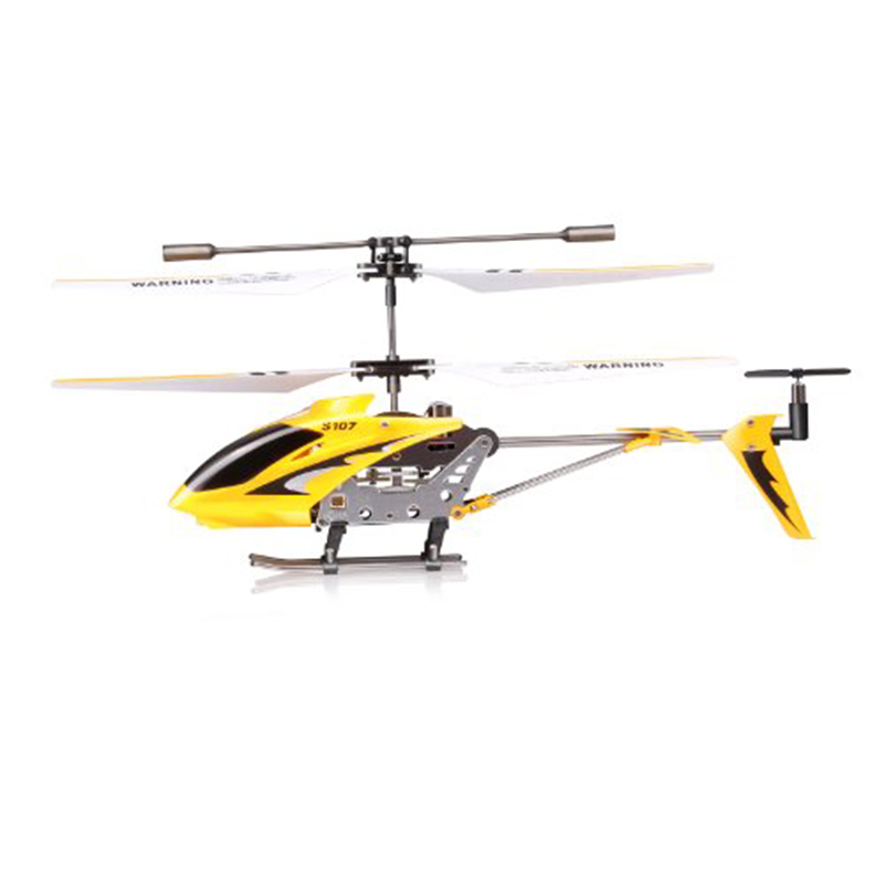Syma S107G 3CH Remote Control Helicopter Alloy Copter with Gyroscope Mini Indoor Remote Control Co Axial