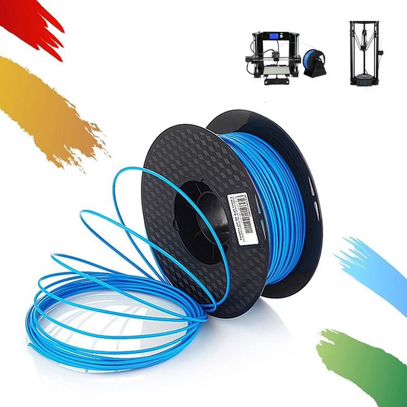 ABS 1kg bag 350 meters 3d printer filament 1 75mm optional consumable material Russian Stock