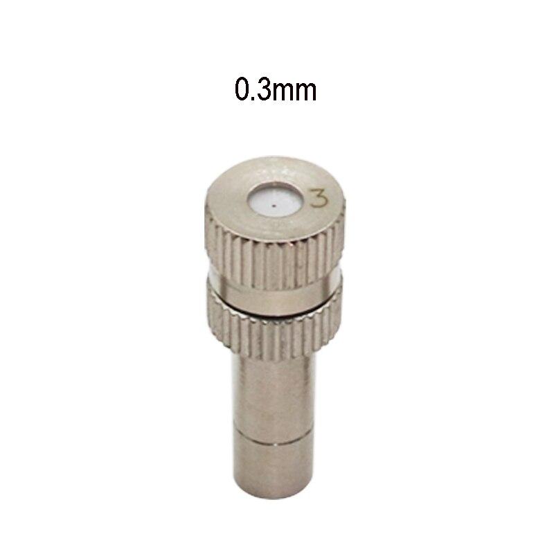 0.3mm nozzles