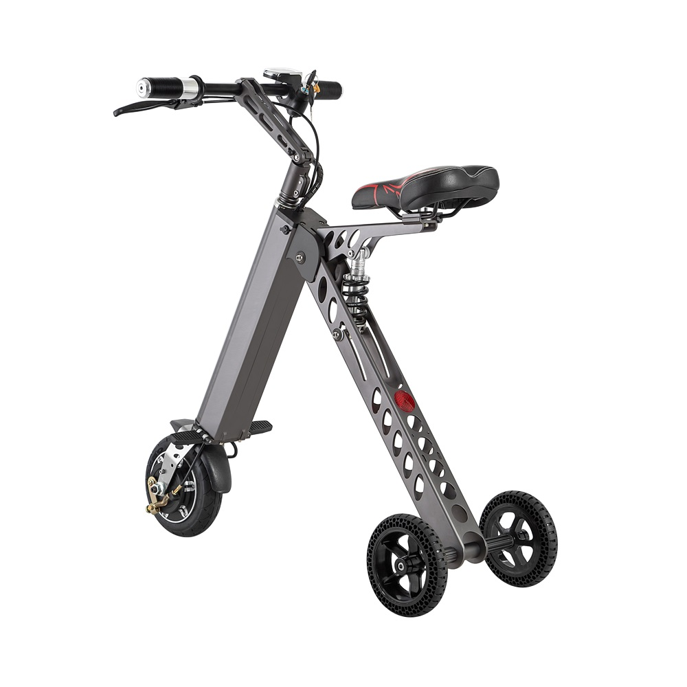 Buy 3 Wheel Foldable Electric Scooter