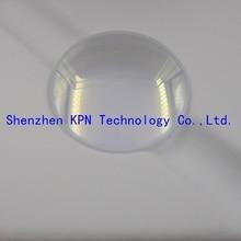 1 шт. кварцевый Стекловолоконный лазерный фокус диаметр объектива 28 мм(1,1 дюйма) Фокусное расстояние 125 мм@ 1064nm для лазерной режущие головки мех