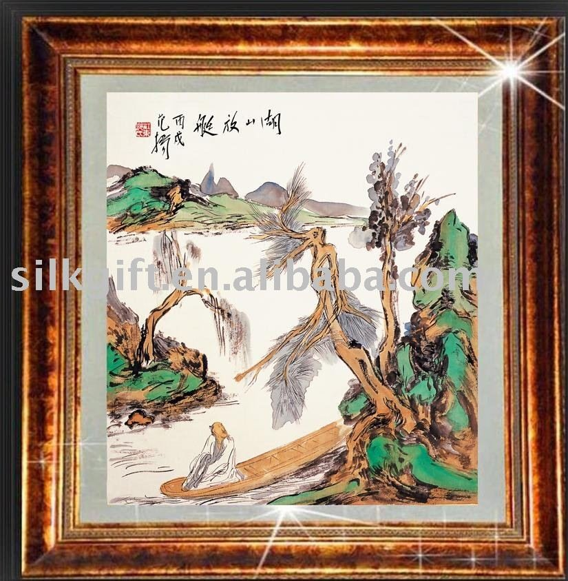 aliexpresscom buy the best selling landscape art oil painting frame for decoration cx 033 for bedroom decorationnew arrival from reliable frame