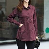 Plus Size 5XL 7XL Blouse Women Blusas Mujer De Moda 2019 Women tops Blusa Clothes Shirt Women Shirts