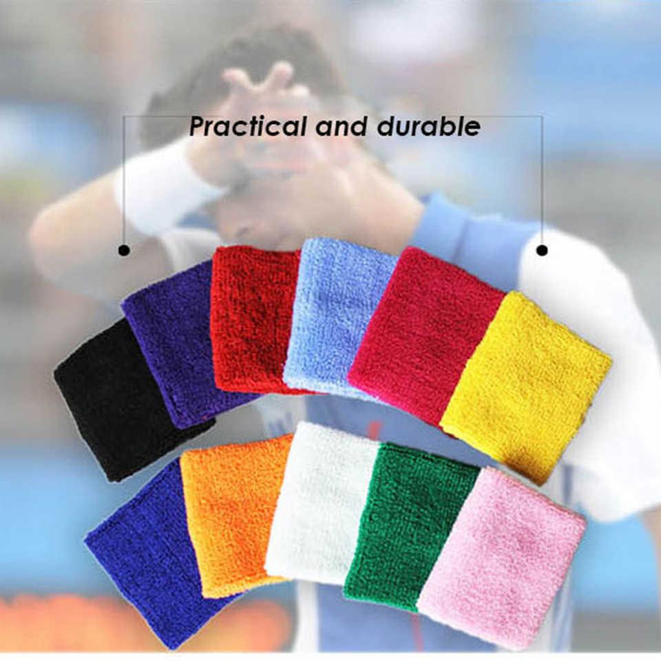 AOLIKES 1 Pcs Sport Gelang Bungkus Perban Gym Tali Menjalankan Sport Safety Dukungan Pergelangan Tangan Padel Pulseira Badminton Pergelangan Tangan Band
