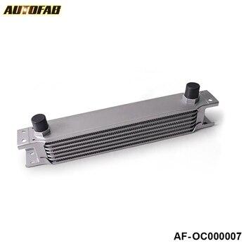 Enfriador de aceite de motor de 7 filas tipo británico/8 AN AF-OC000007