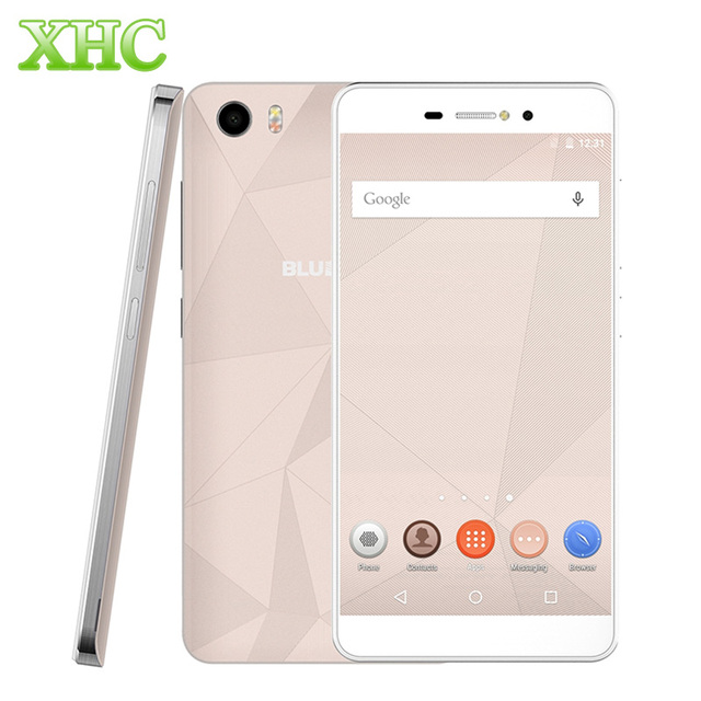 BLUBOO Picasso 3G LTE 4G Smartphone 16GB 5.0'' Android 5.1 MediaTek MT6580 Quad Core 1.3GHz RAM 2GB Dual SIM 2500mAh Cell Phone