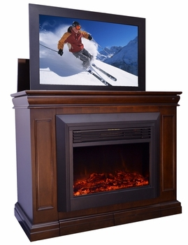 Free shipping to Russia Imitation electric fireplace with remote control hearth