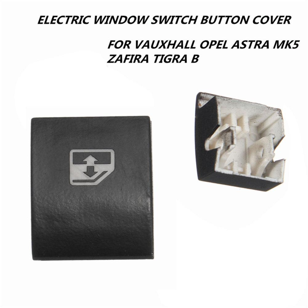 Universal Car Electric Window Switch Button Cover For Vauxhall Opel Astra MK5 H ZAFIRA B TIGRA B