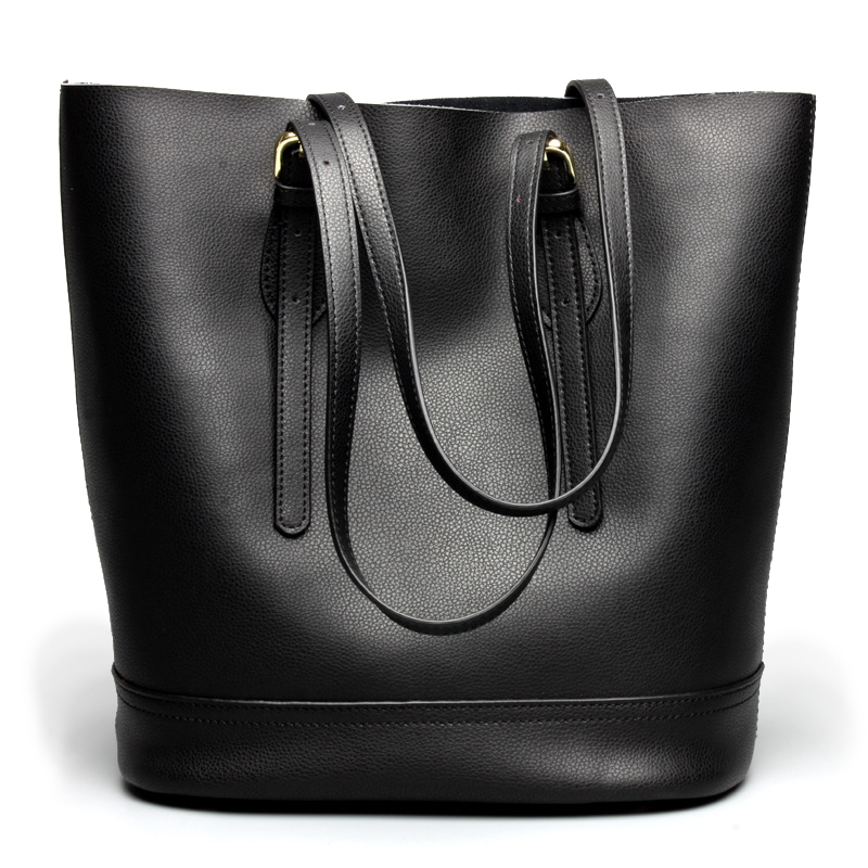2017 Women Genuine Leather Handbags Tote Bag Women's Handbag Fashion Handbags Ladies Fashion Women Messenger Bag Shoulder Bags free shipping 2015 new 8x42 waterproof bak4 roof prism binoculars 118m 1000m long range high end binoculars hot sale