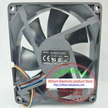 New Original for BenQ Optoma Projector cooling fan Delta AUB0912HH DC12V 0.40A 90*90*25MM 9cm