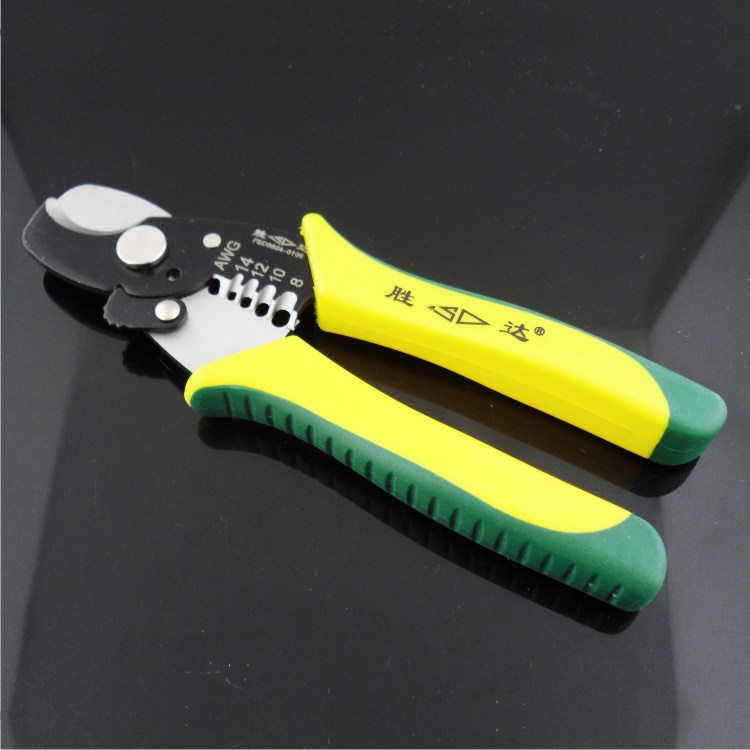 7 inch multi function cable strippers electrical tools cable stripper stripping font b knife b