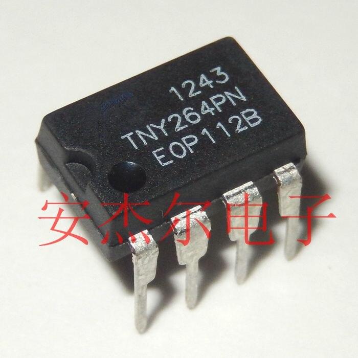 10pcs/lot TNY264PN DIP8 TNY264 DIP In Stock
