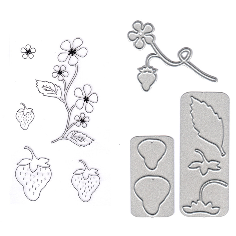 Eastshape Flower Metal Cutting Dies New 2019 for Craft Dies Scrapbooking Album Embossing Paper Card Making Die Cut Decor in Cutting Dies from Home Garden