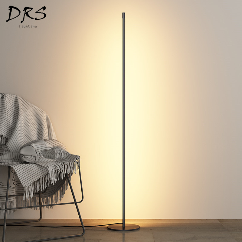 Lamps & Shades Nordic Post-modern Floor Lamp Gold Minimalist Marble Living Room Dining Room Study Bedroom Led Floor Lamp 100% Original