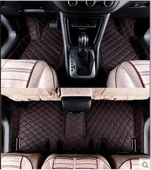 High quality carpets! Custom car floor mats for Toyota Yaris 2010-2006 waterproof car rugs carpets for Yaris 2009,Free shipping