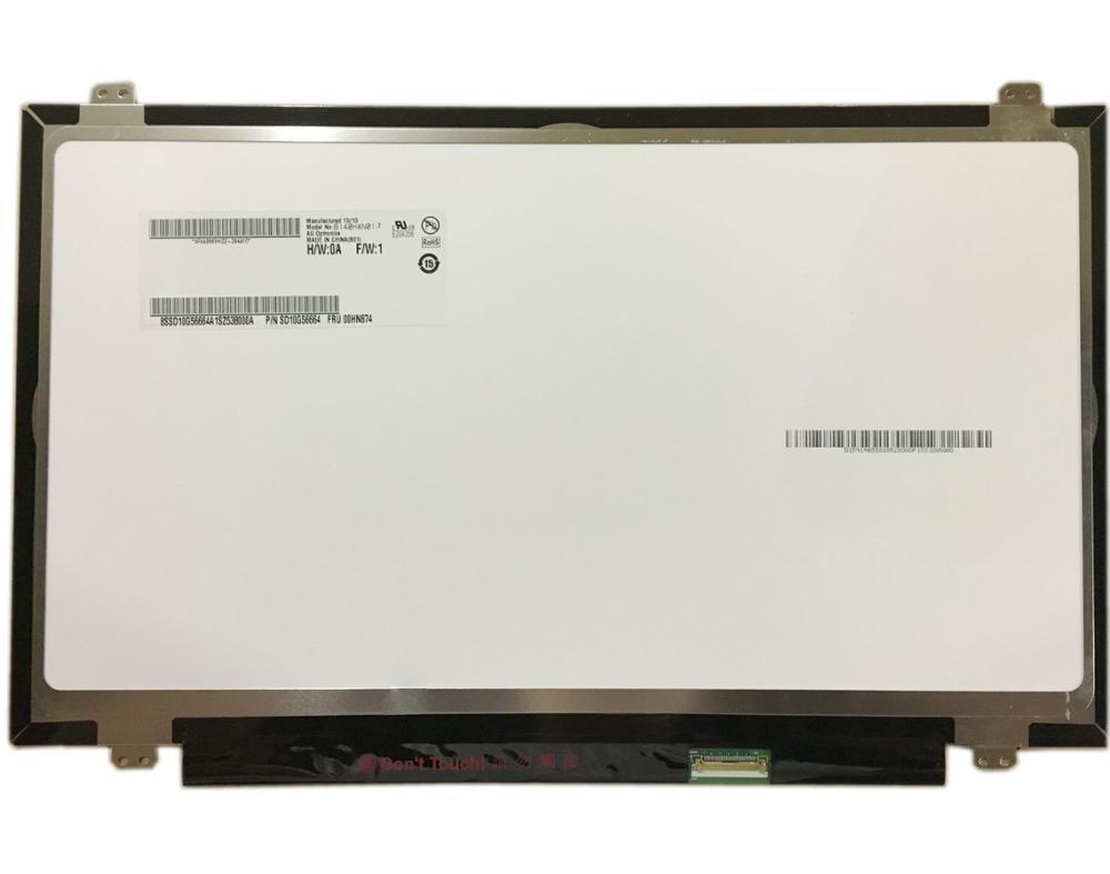 B140HAN01.7 fit B140HAN01.8 30 PIN IPS LCD EKRAN PANELIB140HAN01.7 fit B140HAN01.8 30 PIN IPS LCD EKRAN PANELI