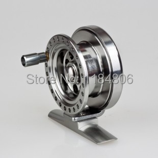 ice front-end fishing raft reel fish line wheel fly fishing boat spinning lure reel ...