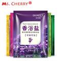 80g Lavender Bath Salt Deep Clean Cherry Milk Shower Gel Greentea Papaya Bath Cream Body Wash Body Care Beauty Products PH039