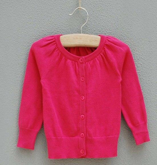 Wholesale Fashion Spring Baby Girls Kids Children Autumn Hot Pink