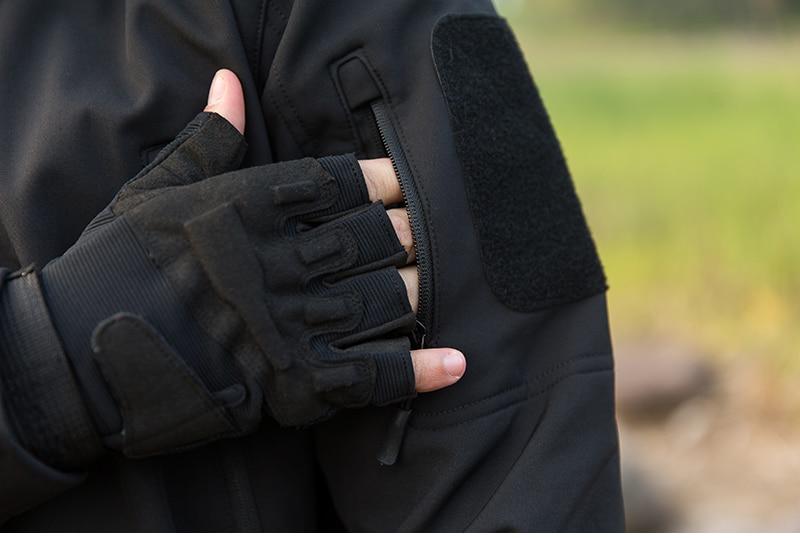 HTB1YRb.juOSBuNjy0Fdq6zDnVXa7 - ReFire Gear Navy Blue Soft Shell Military Jacket Men Waterproof Army Tactical Jacket Coat Winter Warm Fleece Hooded Windbreaker