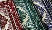 wholesale Islamic Muslim worship Prayer Rug Salat Musallah Prayer blanket Tapis Carpet Tapete Banheiro travel  prayer mat free