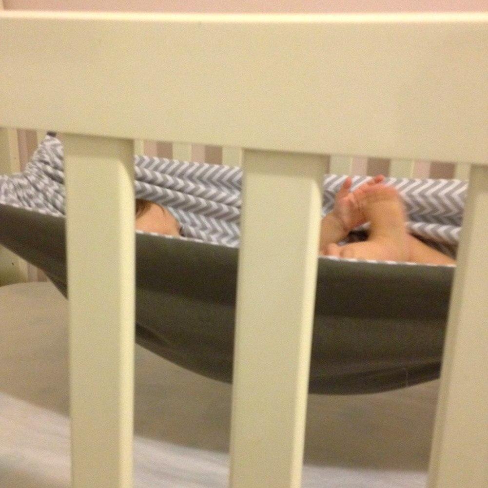 Baby Detachable Crib Hammock Newborn Baby Portable Sleeping Bed Indoor Outdoor Swing Hammock FJ88