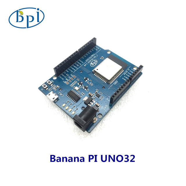 Banana PI BPI-UNO32 Board easy to use instructions