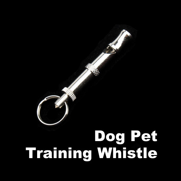 Pet Dog Animal Training Supersonic Sound Whistle Hot Selling