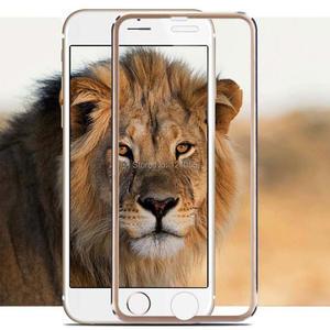 Image 3 - กระจกนิรภัยสำหรับ iPhone XS MAX XR X 8 7 8P 6 6S PLUS 11 Pro ป้องกันหน้าจอหรูหราฟิล์มแก้ว 10D โค้ง 10 ชิ้น/ล็อต