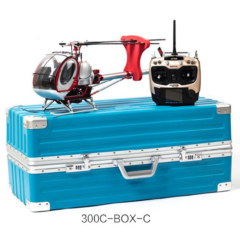 Schweizer 300C Scale Full Metal 9CH RC Helicopter Brushless RTF Set 450L DFC High Simulation Electric Helicpter Toy helicopter smart model heli schweizer 300c 450l 6ch rc high simulation electric gift no aileron toy