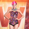 #2009 figurinos para os cantores de diamante Sparkling Sexy Fashion One piece bodysuit Strass bodysuit Sequin Hip hop