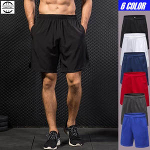 Casual-Shorts Summer Sweatpants Loose-Board Quick-Dry Fitness Ultra-Thin Light 100pcs