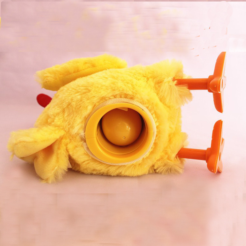 A Hen Funny Chicken Toy Trick Hen Lay Egg Shocker Joke Gift For Children Antistress Gadget Interesting Games Indoor Or Outdoor Toys & Hobbies
