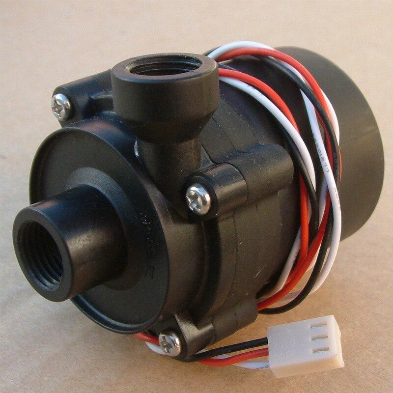 Entrée Sortie M2 Vis sc600 Pompe 12 v DC L'eau De Refroidissement Refroidisseur D'eau Pompe L3
