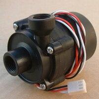 Inlet Outlet M2 Screw Sc600 Pump 12v DC Water Cooling Cooler Water Pump L3