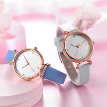 Luxury Quartz Wristwatches relogio feminino Top Brand Ladies Watch Quartz Leather Classic Clock Casual Analog Watches Women Hot все цены