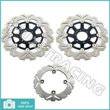 90 91 92 93 94 95 96 97 98 99 Полный Новый набор передняя Заднего Тормозного Диска Ротора для Honda CBR 250 RR CBR250RR L, N, R-MC22
