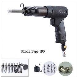 High-power verkehrs signage werbung typenschild pneumatische niet pistole semi-hohl/solide niet gun air pneumatische Werkzeuge