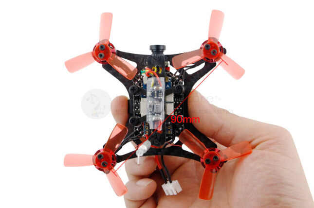 KINGKONG 90GT 2.4G FPV RC micro indoor mini drone brushless quadcopter frame kit PNP + receiver mini 90gt pnp 4ch brushless drone fpv 800tvl camera rc racing with frsky ac800 receiver brushless kingkong quadcopter f19933
