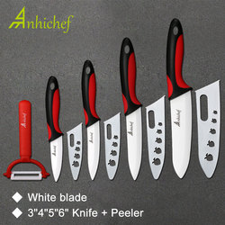 Kitchen Knife Ceramic Knife Cooking set 3