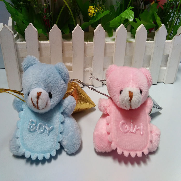 stuffed teddy bear Picture More Detailed Picture about Stuffed – Baby Announcement Candy